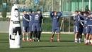 Continúa la preparación de la Selección Argentina