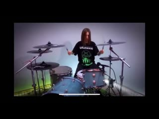 Triggered! slipknot before i forget drum cover by rybalchenko all star vocal