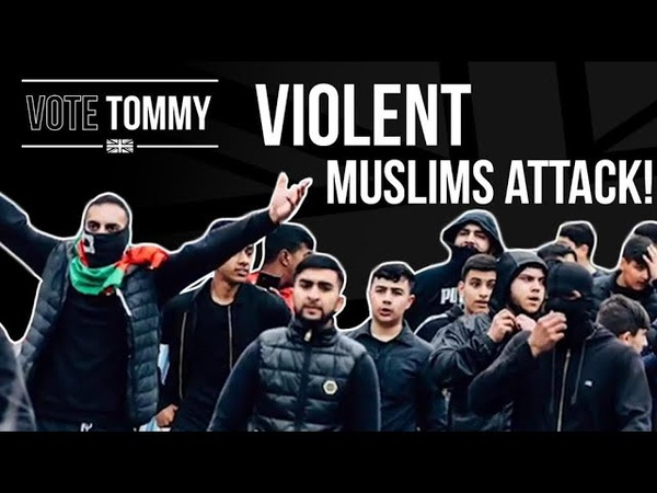 ISLAMIC ATTACK What REALLY Happened Yesterday in Oldham