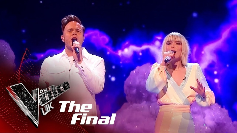 Molly Hocking Olly Murs' 'Stars' | The Final | The Voice UK 2019