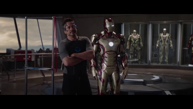 Iron Man 3- Posttraumatic Stress Disorder (PTSD)