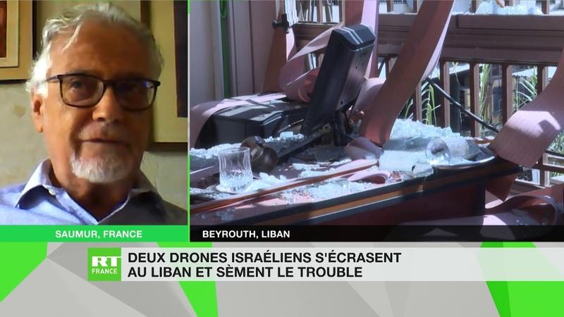 Liban : «Netanyahou joue avec le feu», selon Michel Raimbaud