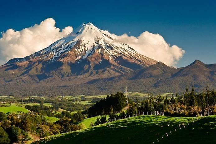 Вулкан Таранаки в Новой Зеландии, изображение №3