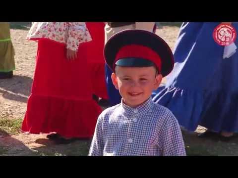 Всероссийский фестиваль конкурс Казачок Тамани 2018