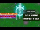 Complete A Time Trial East Of Pleasant Park Or South West Of Salty Springs STORM RACERS WEEK 8