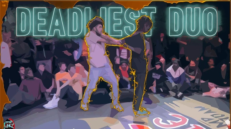 ZYKO DYKENS | Deadliest Dance DUOS | Dance Battle Compilation 🔥