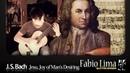 J S Bach Jesus Alegria dos Homens Jesus bleibet meine Freude by Fabio Lima