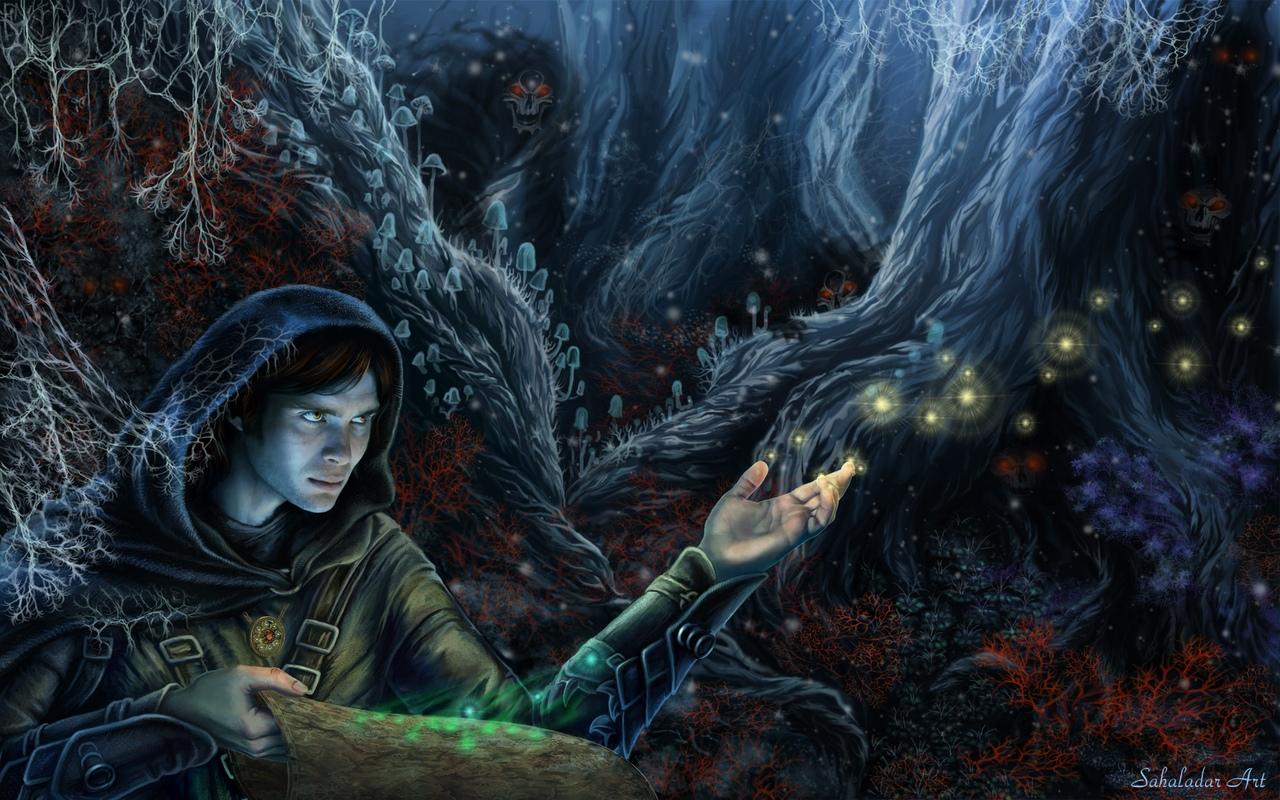 Лунная Литания. Часть 2. Полночь Трех лун. Глава 2