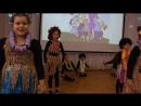 6Б - сценка Уважительная Причина и Танцевальный Коллектив Младших Классов ТКМК - танец Чунга Чанга