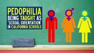 Pedophilia Being Taught As Sexual Orientation in California Schools | Dr. Duke Pesta & Alex Newman