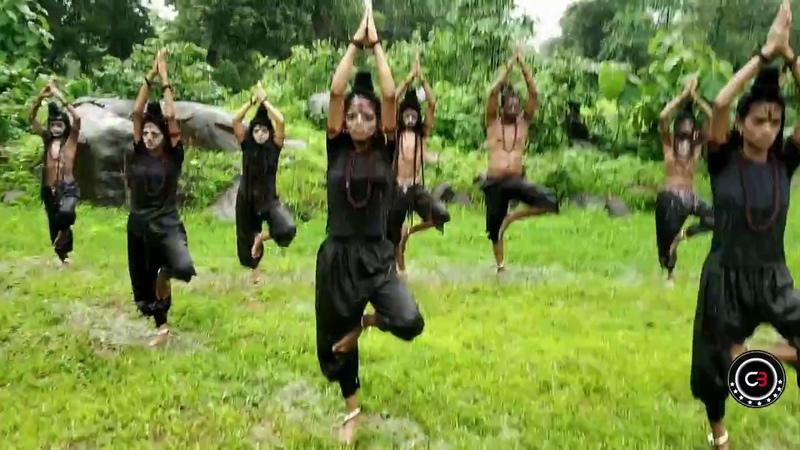AGHORI DANCE | Shiv Tandav DubStep Mix | The Cross Beat Dance Academy