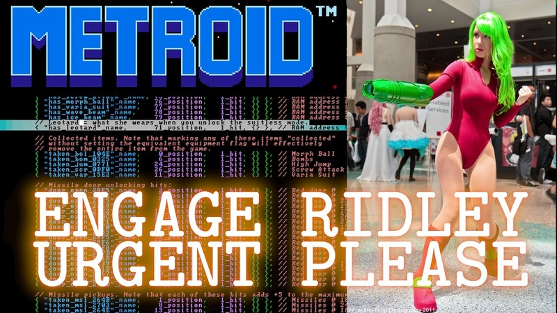 Metroid ※ Cracking VG Passwords S2e2