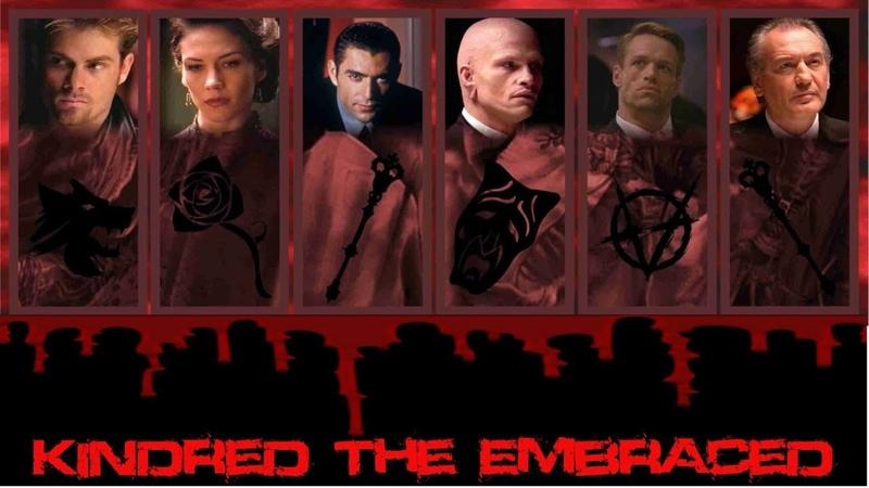 Клан вампиров Kindred the Embraced . Обзор сериала
