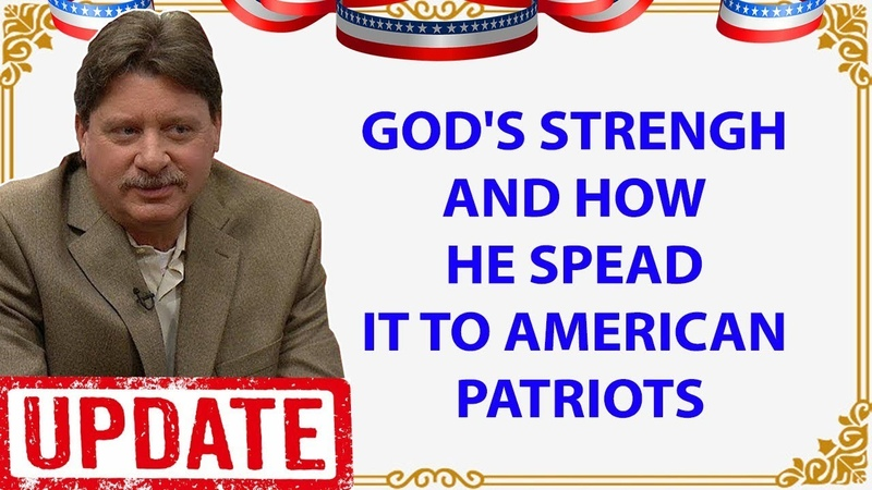 Mark Taylor Prophecy Update (08/10/2019) — GOD'S STRENGH AND HOW HE SPEAD IT TO AMERICAN PATRIOTS