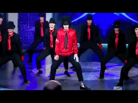 Georgia s Got Talent 2010 Michael Jackson Dangerous Ilia Mizani