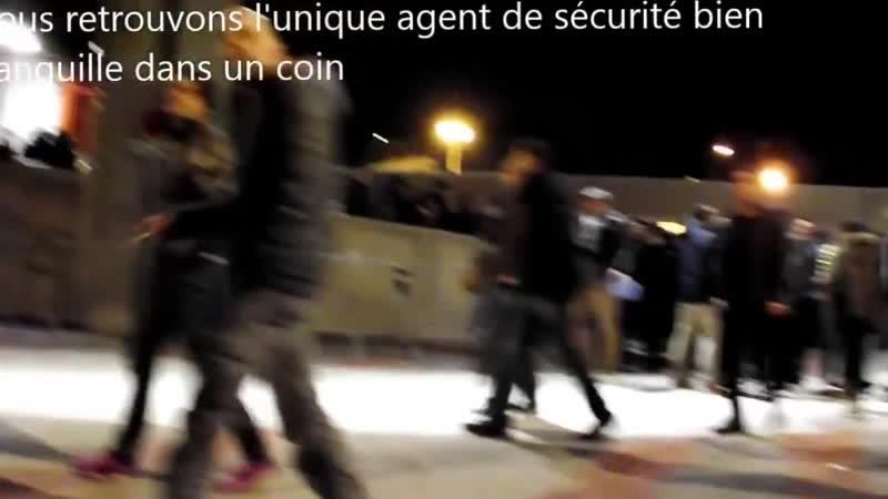 Asu Zoa de Dieudonné à Marseille