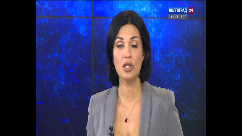 Заставка программы Вести. Волгоград (Волгоград 24, 15.05.2019)