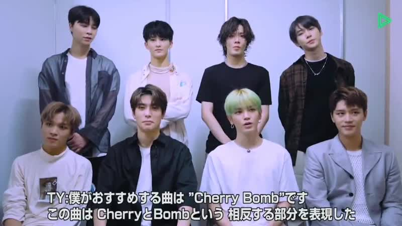 NCT 127 LINE LIVE Interview Spotify on Stage in MIDNIGHT SONIC