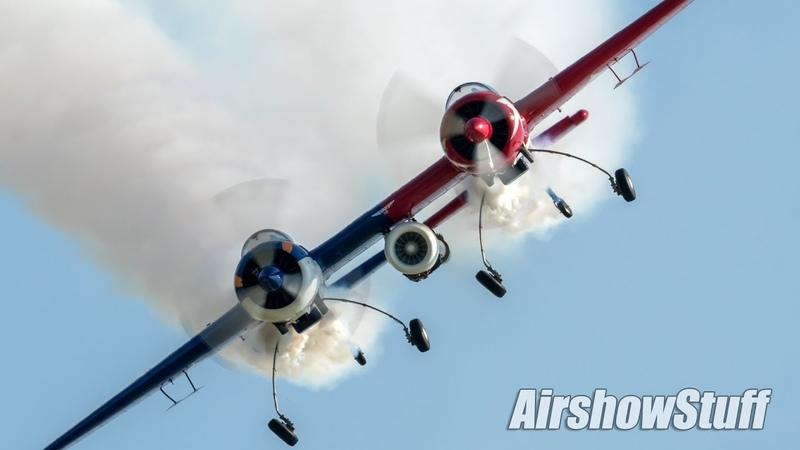 Yak 110 Jet Prop Hybrid EAA AirVenture Oshkosh 2019