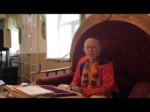 BVV Narasimha Swami, SB 11.13.40, Khabarovsk, 9.08.2019 (Eng Rus)