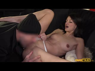 Tiny tina lesbian tries cock for first time порно porno
