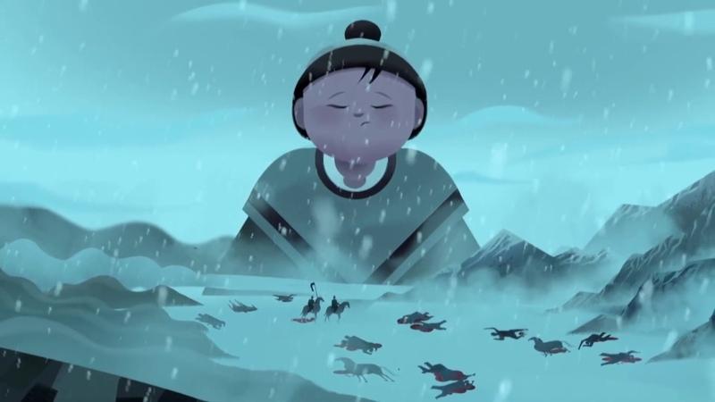 Взлёт и падение Монгольской империи / TED-Ed на русском