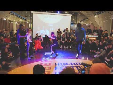 Nali Rubix VS Shada Cartoon FINAL Ukraine NBA Dance Battle 2019