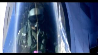 Ф 22 Раптор.Фигуры высшего пилотажа.F 22  aerobatics