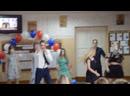 Танец учителей. 2017г Выпускной-9