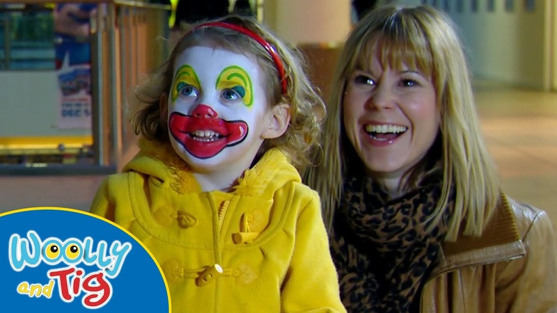 Woolly and Tig Face Paint TV Show for Kids Toy Spider