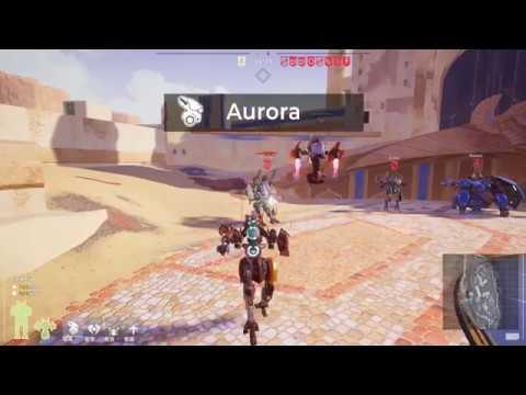 Корделия Как работает орудие Аврора