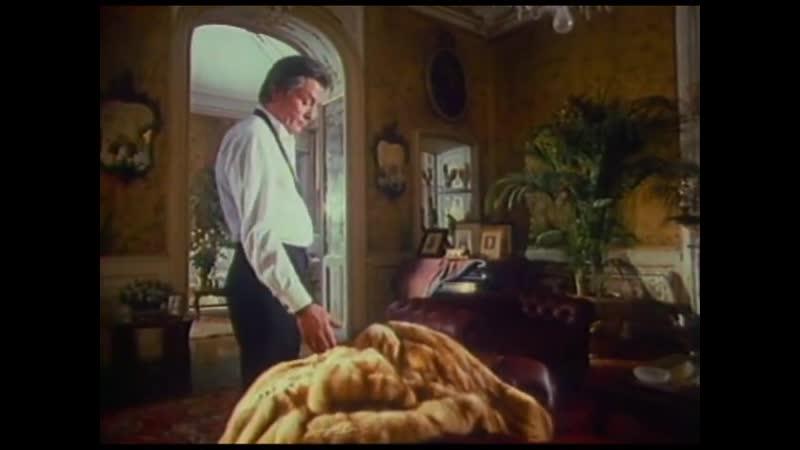 ален делон и моника беллуччи в рекламе итальянского мехового бренда «annabella», 1989