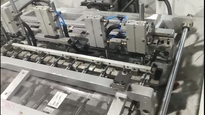 24 Spindles Both Side Drilling Simultaneously SPM Machine