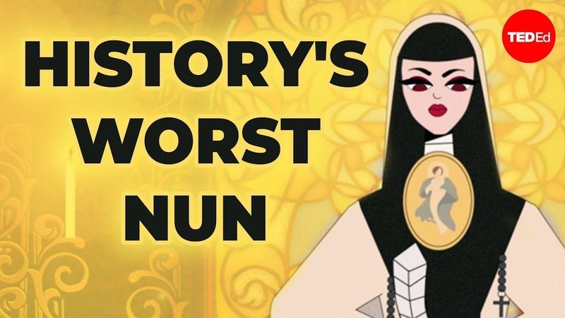 History s worst nun Theresa A. Yugar