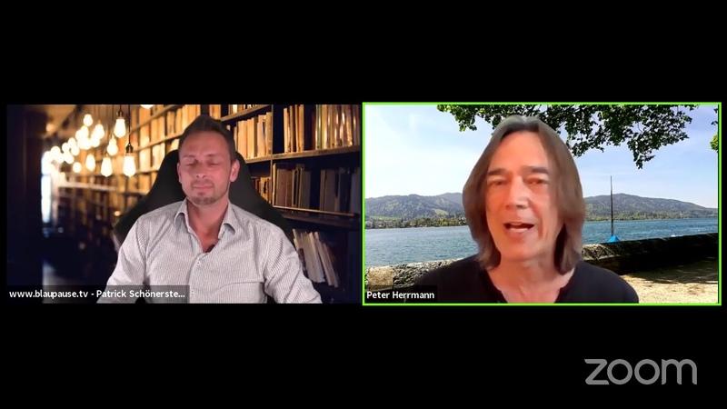 Live im Gespräch mit Peter Hermann über den Mandela Effekt vom 06 04 2020