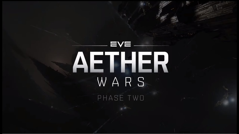 EVE Aether Wars Phase Two Sign up and be a part of history