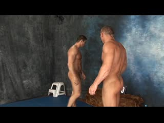 [360]  [swnude]  Stanislav Matyas vs Anatoliy Yashin (Wrestling)