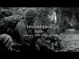 The vietnam war | война во вьетнаме - 4-я серия (1966 - 1967)
