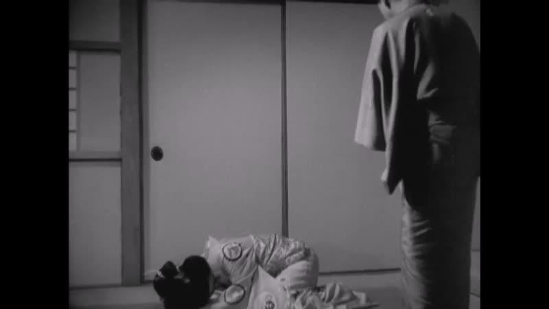 Miss Oyu 1951 dir Kenji Mizoguchi Госпожа Ою 1951 Режиссер Кэндзи Мидзогути