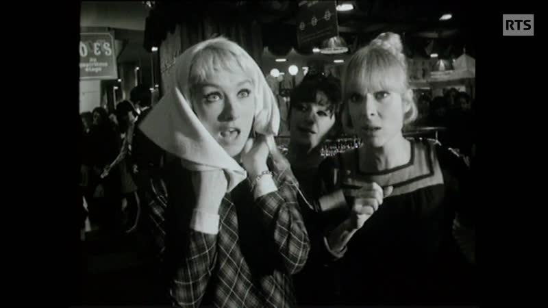 Les Parisiennes L'argent ne fait pas le bonheur 1966