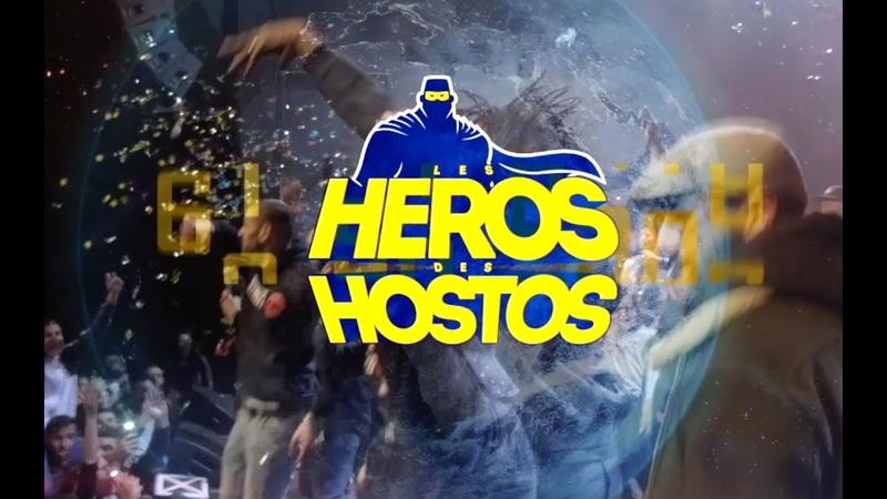 Les Héros des Hostos 5 | Teaser Officiel