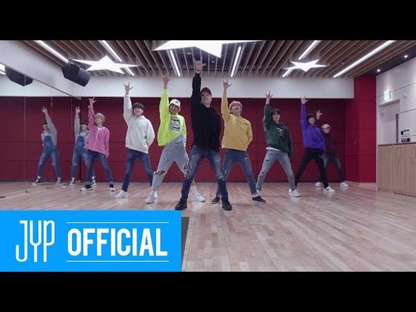 Stray Kids Get Cool Dance Practice (Full Cam Ver.)