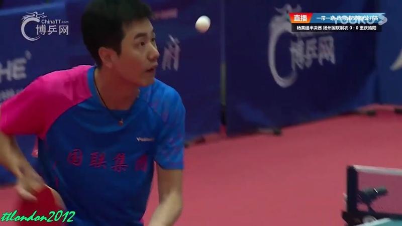 Joo Se Hyuk vs Wang Zhicheng 2019 Guangdong Cup