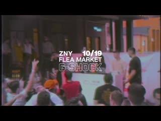 Ziq & yoni x g-shock / сollaboration launch