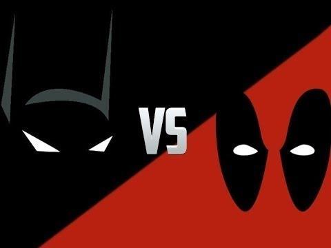 BATMAN vs DEADPOOL!! - Бэтмен против Дэдпула (Rus by Миёк и Риська)