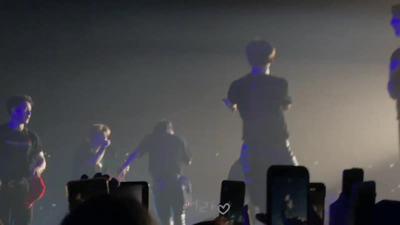 [VK][190601] MONSTA X fancam - Rodeo @ The 3rd World Tour: We Are Here in Bangkok