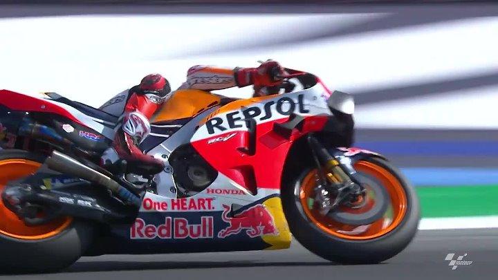 Every last lap battle from the 2019 MotoGP season so far!