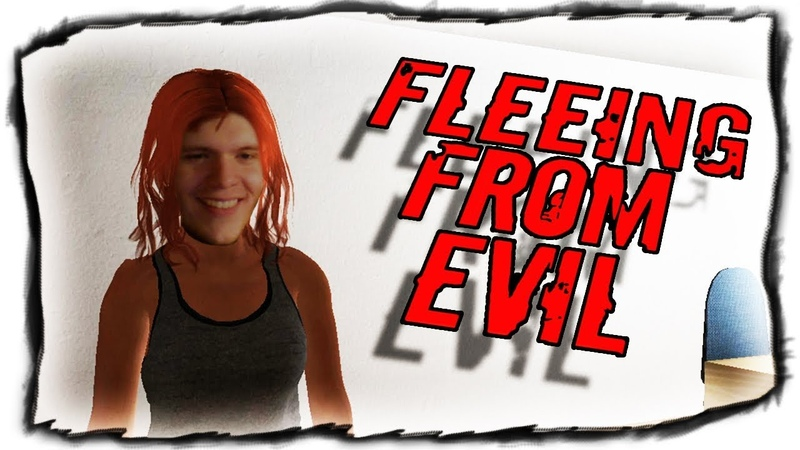 RESIDENT EVIL 8 💀 Fleeing From Evil