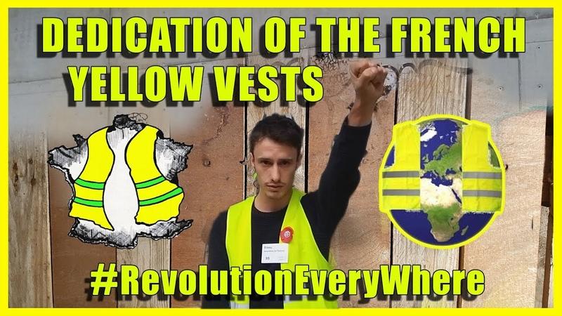 REVOLUTION EVERY WHERE