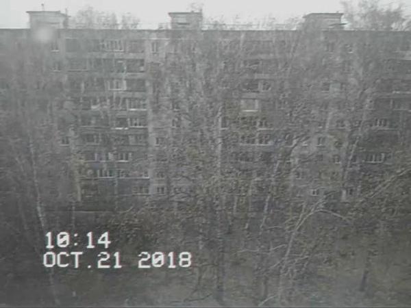 Первый снег видео для релаксации